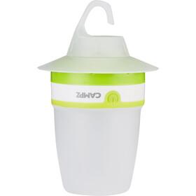 CAMPZ Lantern, green/white